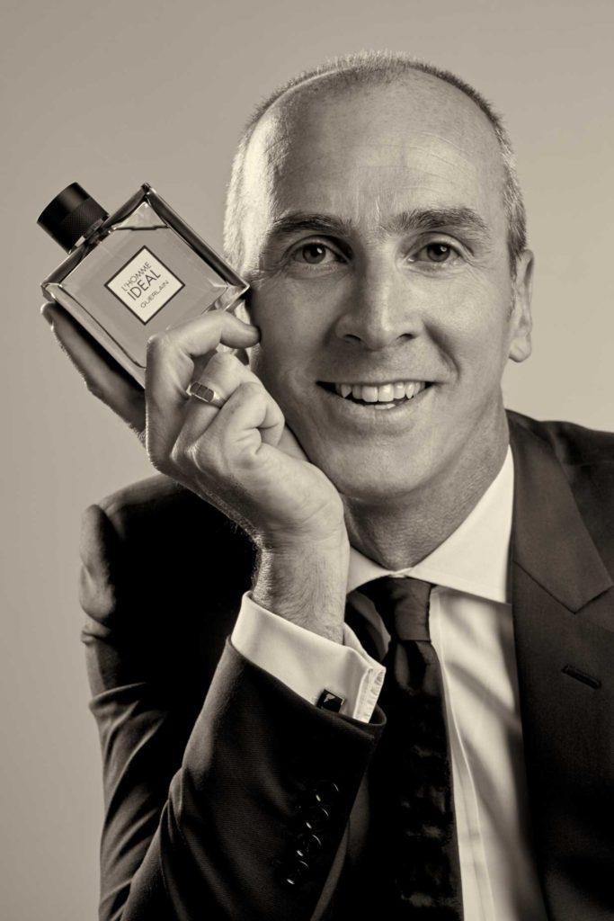 L'amministratore delegato di LVMH Gianluca Toniolo fotografato per Gentleman